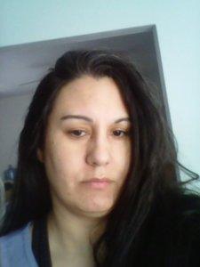 After Dry shampoo